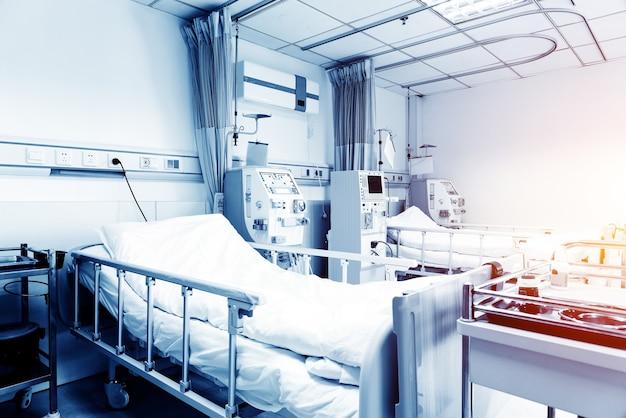 Sprzęt i urządzenia medyczne w nowoczesnej sali operacyjnej