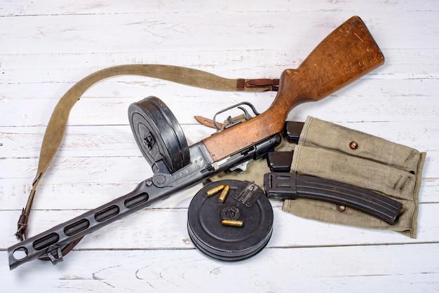 Sprzęt radzieckiego żołnierza podczas ii wojny światowej