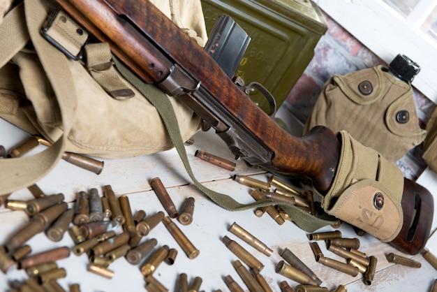 Sprzęt wojskowy usa z ii wojny światowej