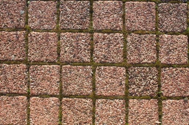 Square ground texture