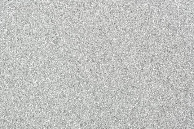 Srebrna tekstura papieru. gładka szara nakładka szumowa dla tła. streszczenie tło, zbliżenie.