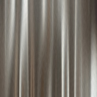 Srebro szczotkowanego metalu tło