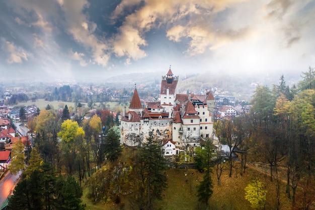 Średniowieczne otręby castelul