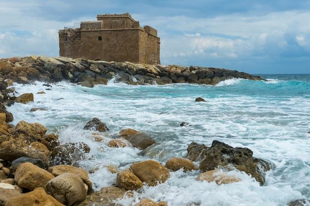 Średniowieczny fort w pafos
