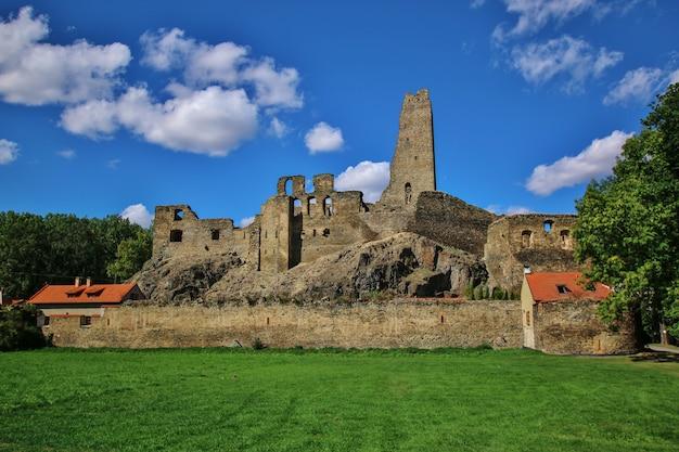 Średniowieczny zamek okor