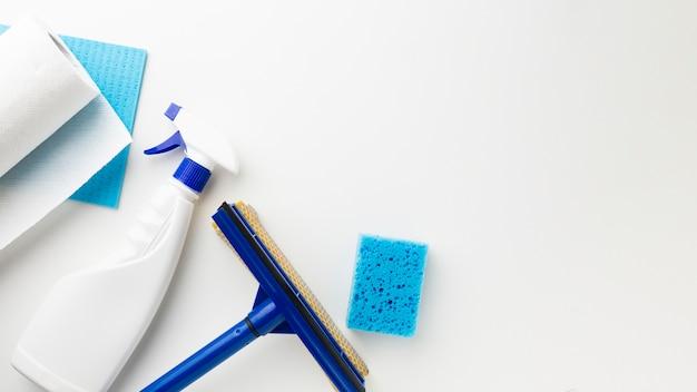 Środek do czyszczenia okien z miejsca kopiowania
