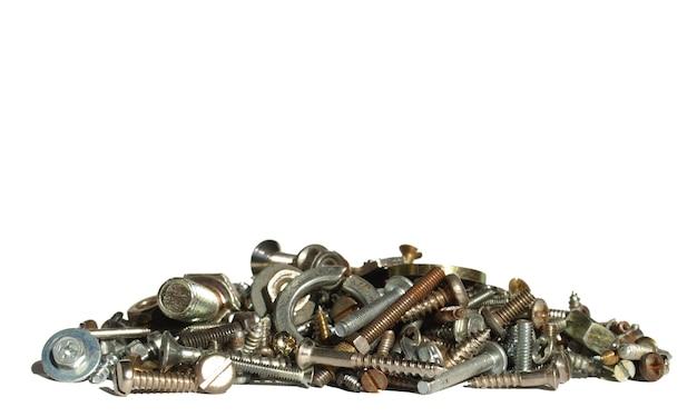 Śruby i nakrętki sprzętowe