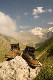 Stabilne buty do wspinaczki