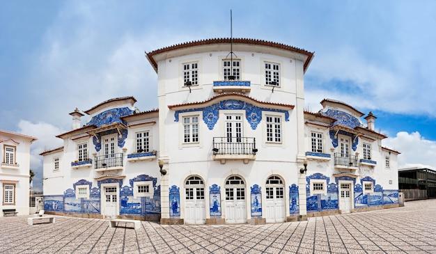 Stacja kolejowa aveiro