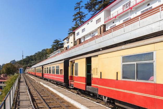Stacja kolejowa shimla