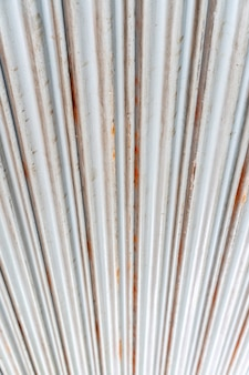 Stalowe rustykalne rocznika toczenia drzwi