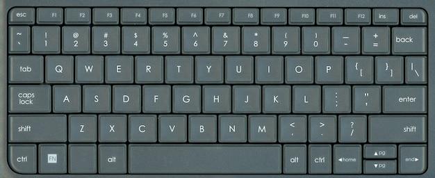 Standardowa klawiatura amerykańska