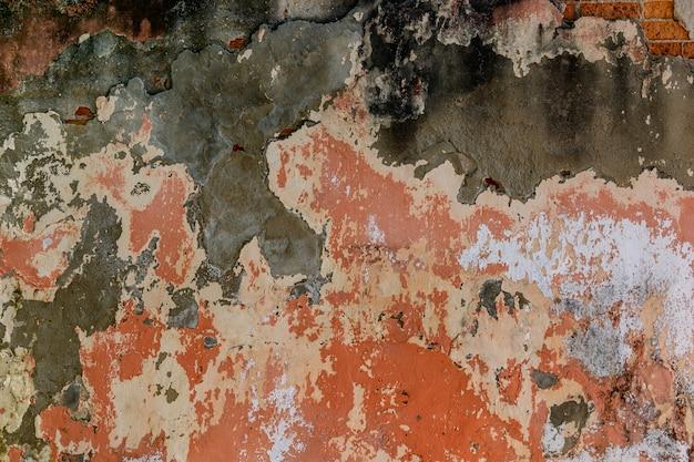 Stara betonowej ściany tekstura dla tła.