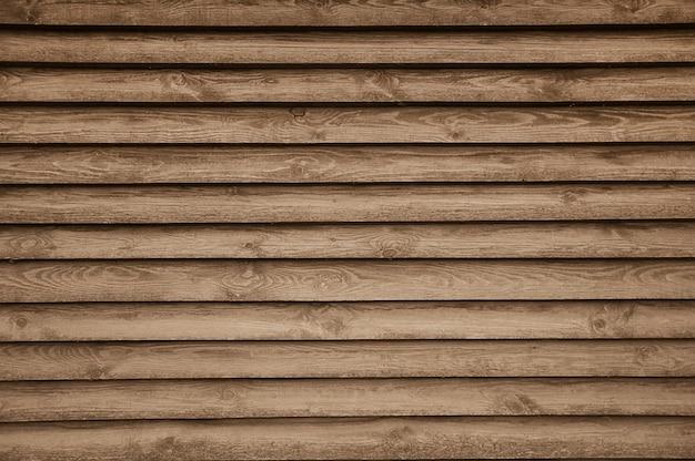 Stara brown drewniana ścienna tekstura