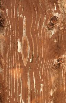 Stara brown drewniana tło tekstura