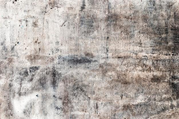 Stara, brudna, nieczysta, teksturowana ściana