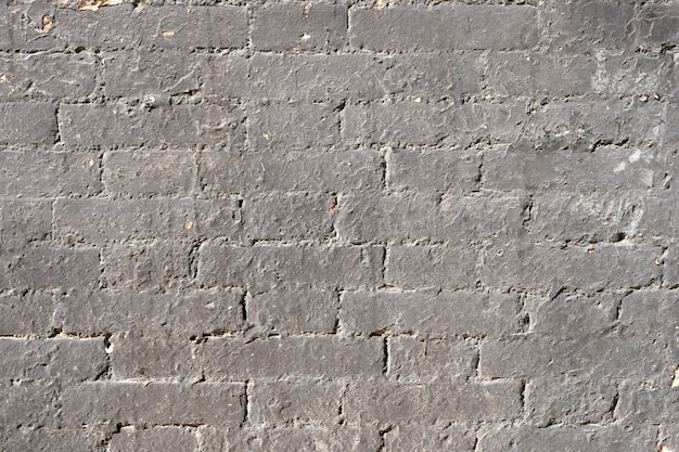 Stara ceglana ściana grunge tła tekstura