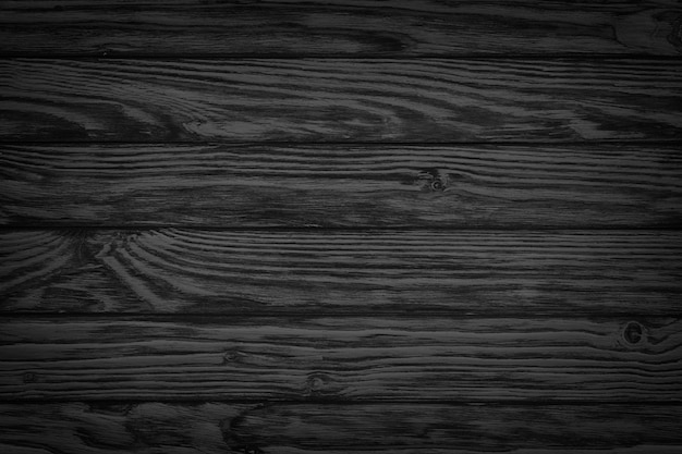 Stara czarna tekstura drewna