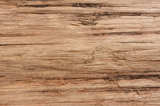 Stara drewniana przestrzeń
