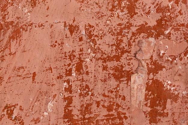 Stara farba na ścianie