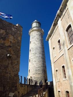 Stara forteca w hawańskim, kuba
