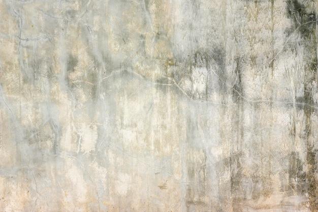 Stara grunge abstrakta tła tekstura biała betonowa ściana