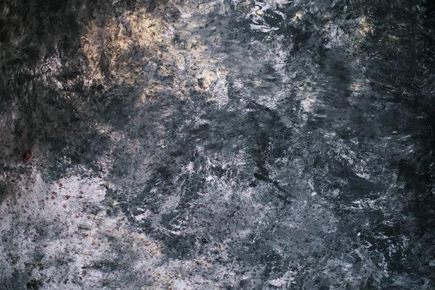 Stara grungy tekstura, szara betonowa ściana, cementu nawierzchniowy tło