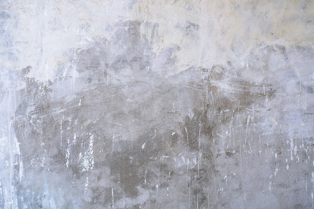 Stara grungy tekstura, szary betonowej ściany tło