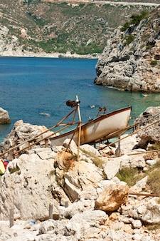 Stara łódź