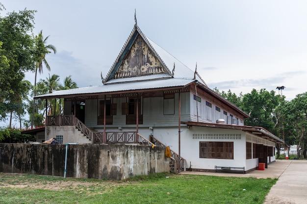 Stara sala kazań w klasztorze.