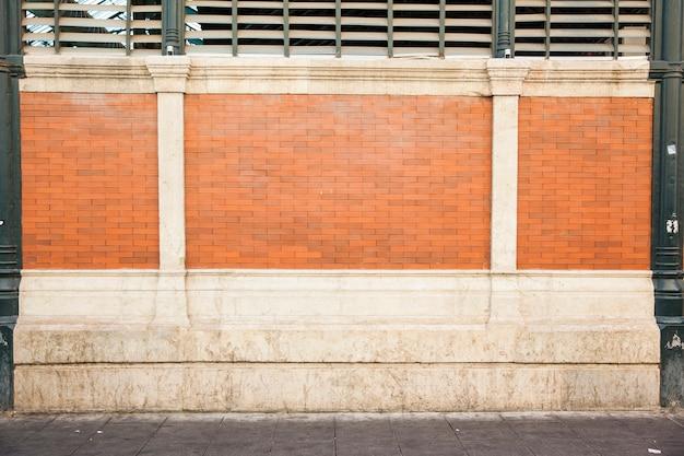 Stara ściana miasta
