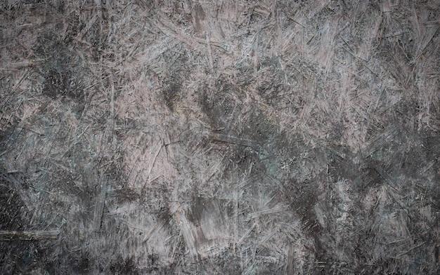 Stara ściana tekstura drewno ciemnoczarny szary tło abstrakcyjny wzór szare kolory światło z białym tłem gradientowym.