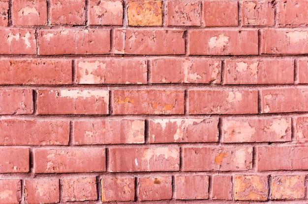 Stara ściana z cegieł tapeta