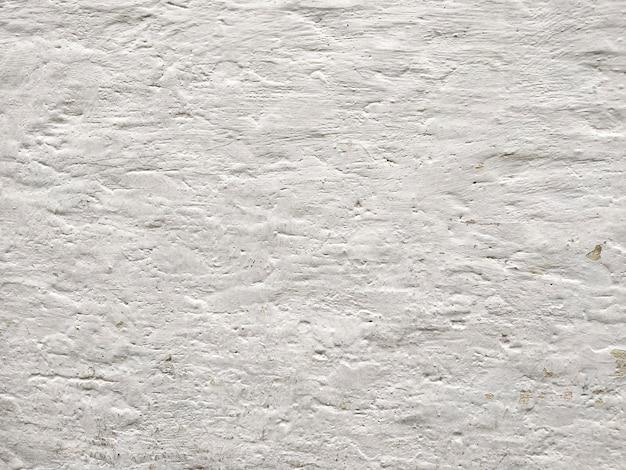 Stara ściana z plamami farby. obraz tła w grunge biały beton stary tekstura ściana