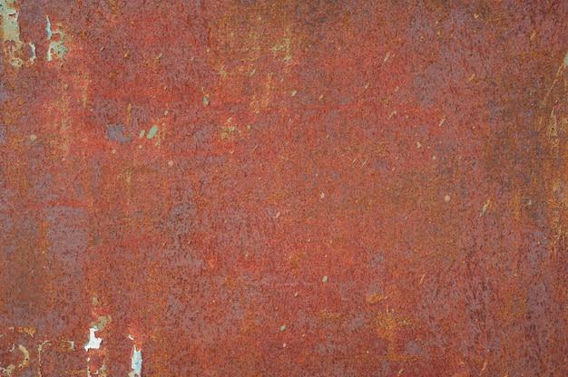 Stara stalowa powierzchnia