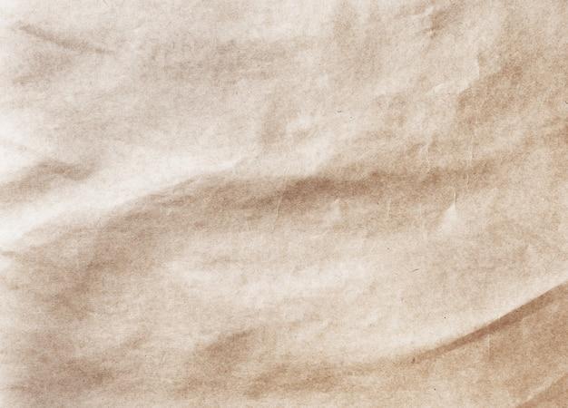 Stara tekstura brązowego papieru powierzchnia jest wykonana z tektury