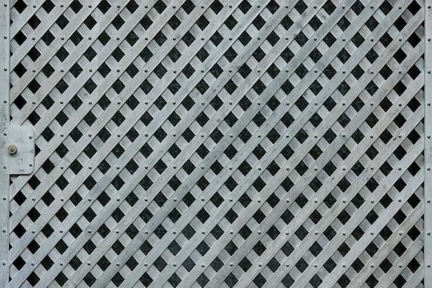 Stara żelazna drażniąca tło tekstura