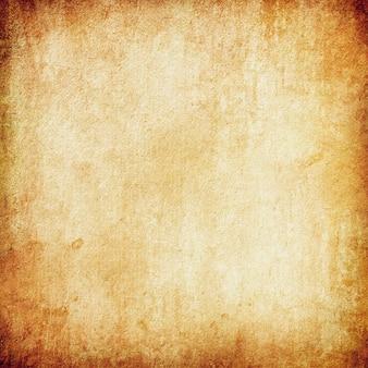 Stara, zużyta tekstura papieru jest poplamiona i poplamiona