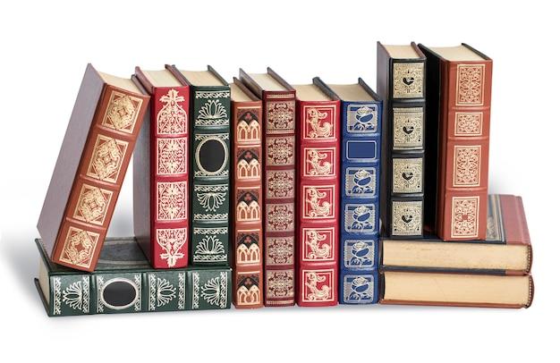 Stare antyczne książki