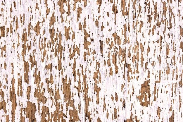 Stare białe drewniane tekstury