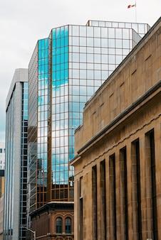 Stare budynki i architektura stolicy ottawy