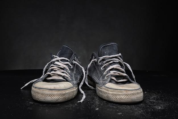 Stare buty sportowe