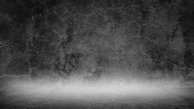 Stare czarne tło grunge tekstury ciemna tapeta tablica tablica betonowa