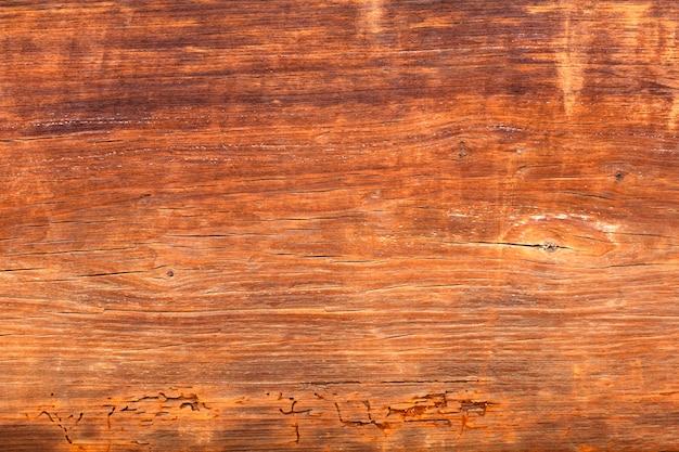 Stare deski drewniane, powierzchnia starego stołu w wiejskim domu. tło lub tekstura.