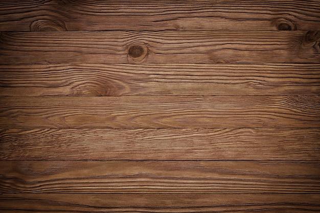 Stare drewniane deski świerkowe tekstury na zewnętrznej ścianie drewnianego kościoła