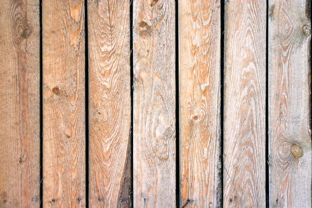Stare drewniane deski