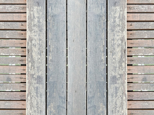 Stare drewniane panele ścienne tekstura tło.