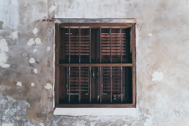 Stare i zabytkowe okno