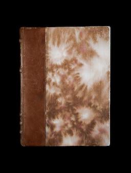 Stare Książki Vintage Na Białym Tle Na Czarnym Tle Premium Zdjęcia