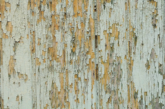 Stare malowane drewno tekstury